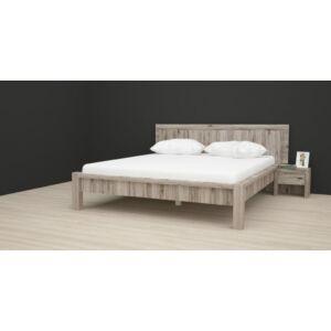 Daniel ágykeret alá gurítható ágyneműtartóval