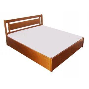 Rudi bükk ágyneműtartós ágykeret fix ráccsal