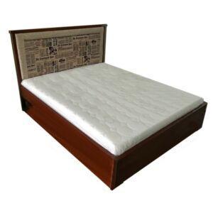 Trisztán bükk ágyneműtartós ágykeret