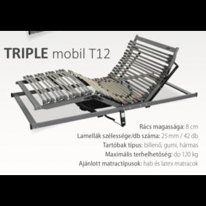 Triple Mobil T12 (42) 90x200