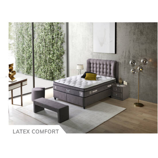 LATEKS COMFORT SZETT 160x200