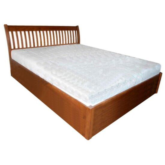 Phil bükk ágyneműtartós ágykeret rugalmas ráccsal 90x200