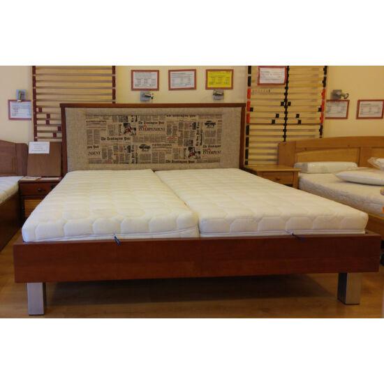 Trisztán natúr bükk ágykeret 90x200