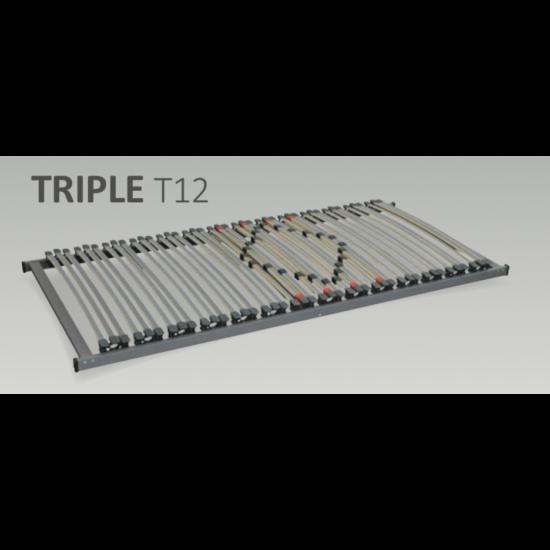 Triple T12 (42) 80x200