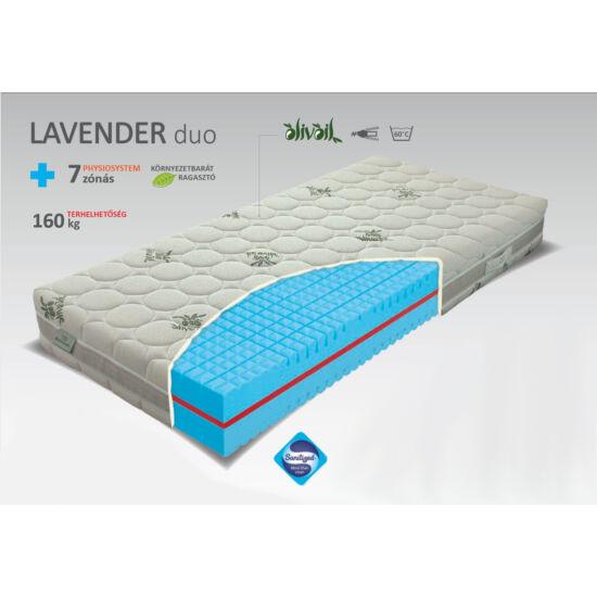 Lavender Duo 90x200